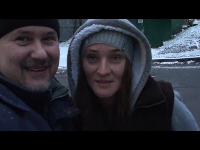 Гремучий источник и первый снег!