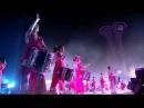 EXPO Gölü üzerinde ses, ışık , su, dans ve havai fişek gösterileri yapıldı