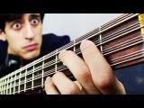 Соло на бас гитаре с 12-ю струнами!