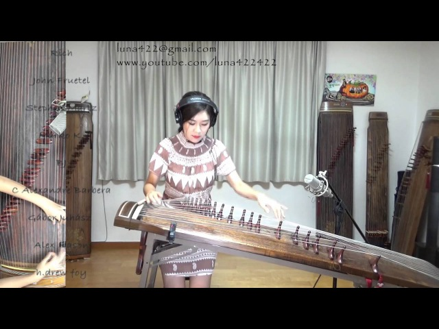 Chantays The Ventures Pipeline Gayageum ver by Luna