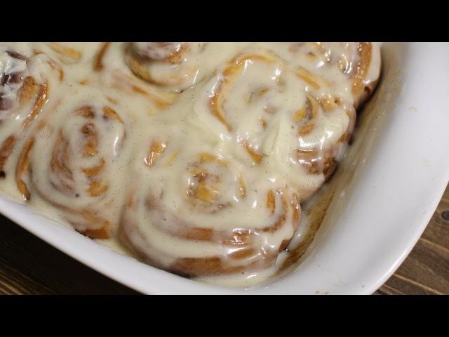 Булочки Синнабон на закваске Левито мадре ❤ Cooking with Love