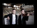Rag'n'Bone Man – HUMAN (violin piano cover)