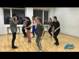 Hip-hop Choreography by Liana Chilaiya
