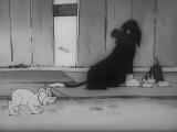Слон и Моська. (1941).