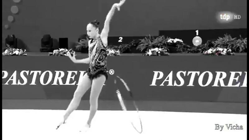 Монтаж с Чемпионата Мира-2017, Сабина Аширбаева