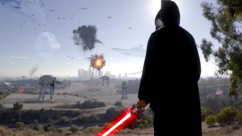 Star Wars Invasion Los Angeles