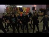 танец отряда Цари