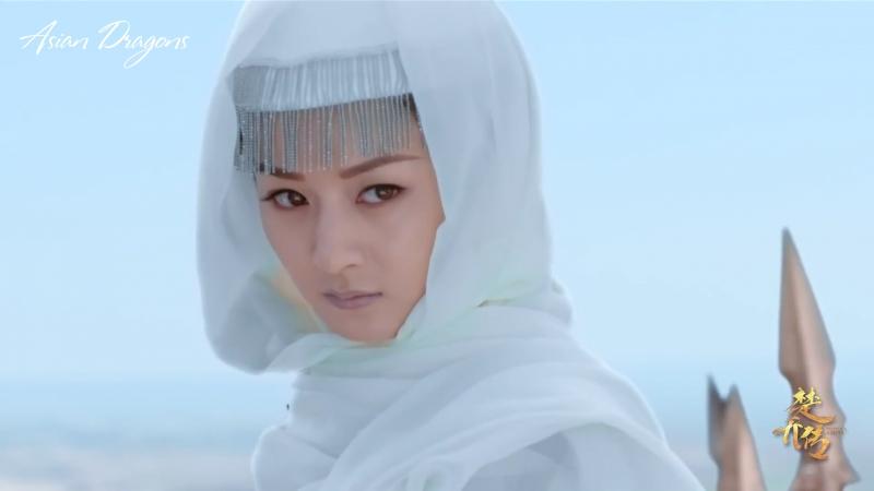 [56/58] Легенда о Чу Цяо / Legend of Chu Qiao / Princess Agents / 楚乔传