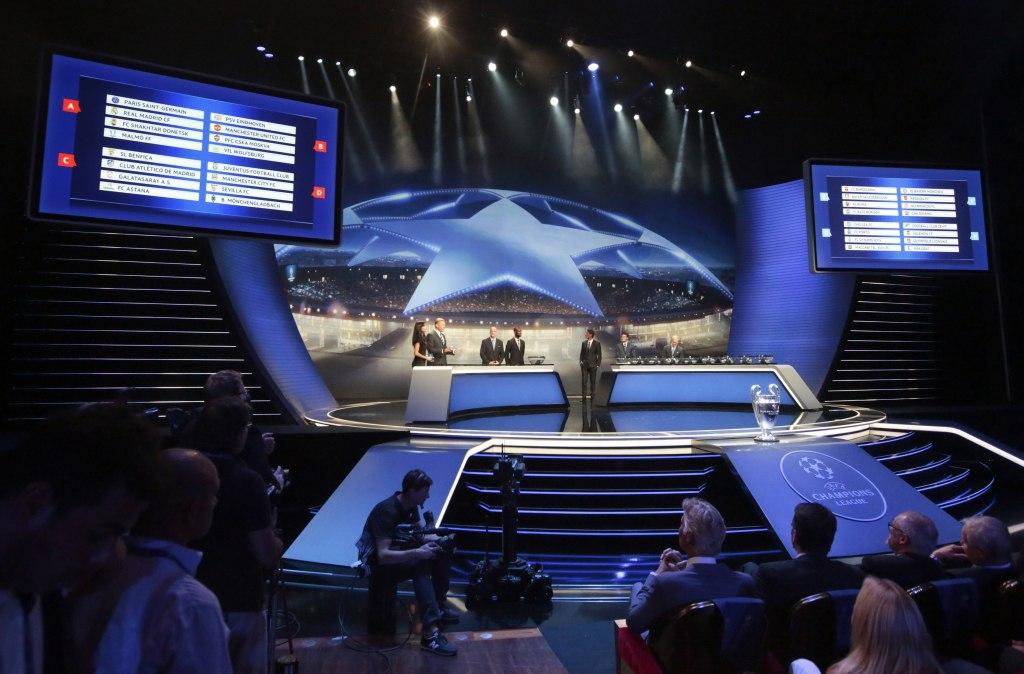 Россия приблизилась к Франции в таблице коэффициентов УЕФА