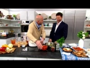 Chef Michael Psilakis Sweet Sour Peppers and Onions