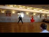 Самба_Отчетный концерт школы танцев