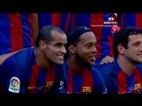 Легенды Барселоны - Легенды МЮ 1:3. Обзор матча.