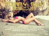 TOMMY SUN - Beach Luv (Summer MegaMixx 2k17) New Italo Disco