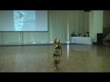 Гоголева Дарья табла соло, постановка Васильевой Елены