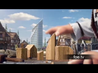 Forge of Empires Official Trailer