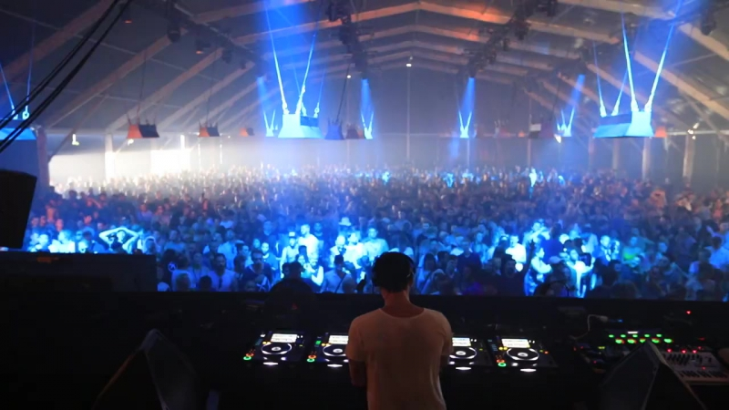 Dax J Вчера · Incredible end to the weekend at Dekmantel UFO stage
