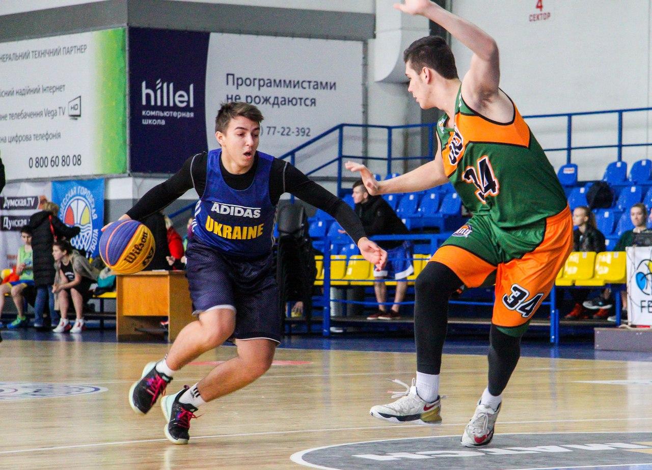 Чемпионат по баскетболу 3х3 среди ВУЗов
