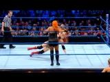 WWE.Smackdown.Live.2017.11.07.Becky Lynch vs. James Ellsworth (wCarmella)