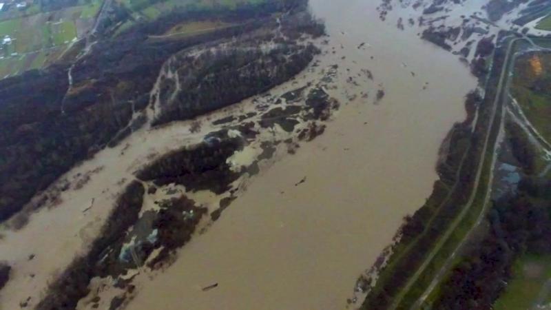 Паводок річка Тересва ІІ 2017 ІІ Шемет ІІ Студія фото та відео зйомки