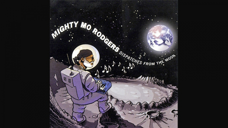 Mighty Mo Rodgers - Moonwalking on the Moon (2017)