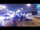 Арест водителя, сбившего семью на севере Москвы