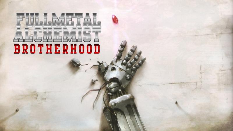 Цельнометаллический Алхимик: Братство / FullMetal Alchemist: Brotherhood [1-15 из 64] (2009) - Part 1