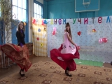 День учителя, 2017. Цыганский танец. Группа