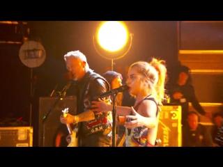 Как ДОЛЖНО БЫЛО звучать выступление Metallica  и Lady Gaga. Репетиция.