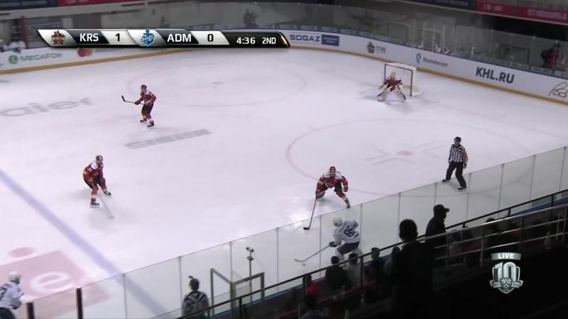 КХЛ 2017-2018 / РЧ / Куньлунь - Адмирал