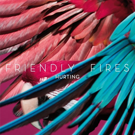Friendly Fires альбом Hurting