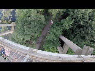 Мой первый прыжок с моста