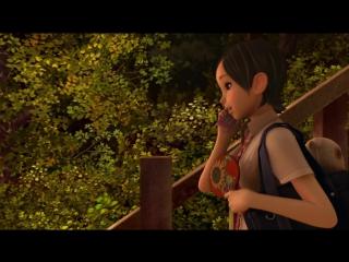 Остров забвения: Харука и волшебное зеркало. /Мультфильм/, Япония, 2009г.