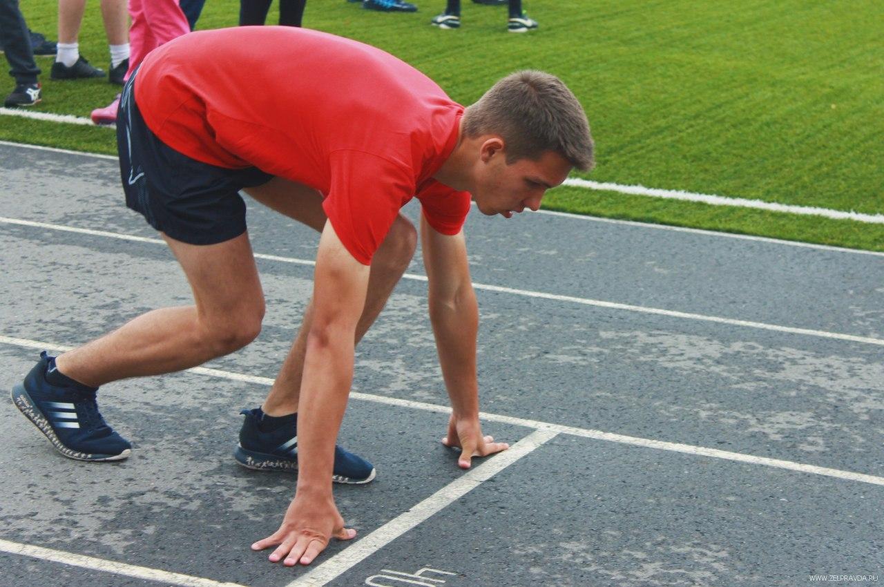 В Зеленчукской прошли соревнования по лёгкой атлетике