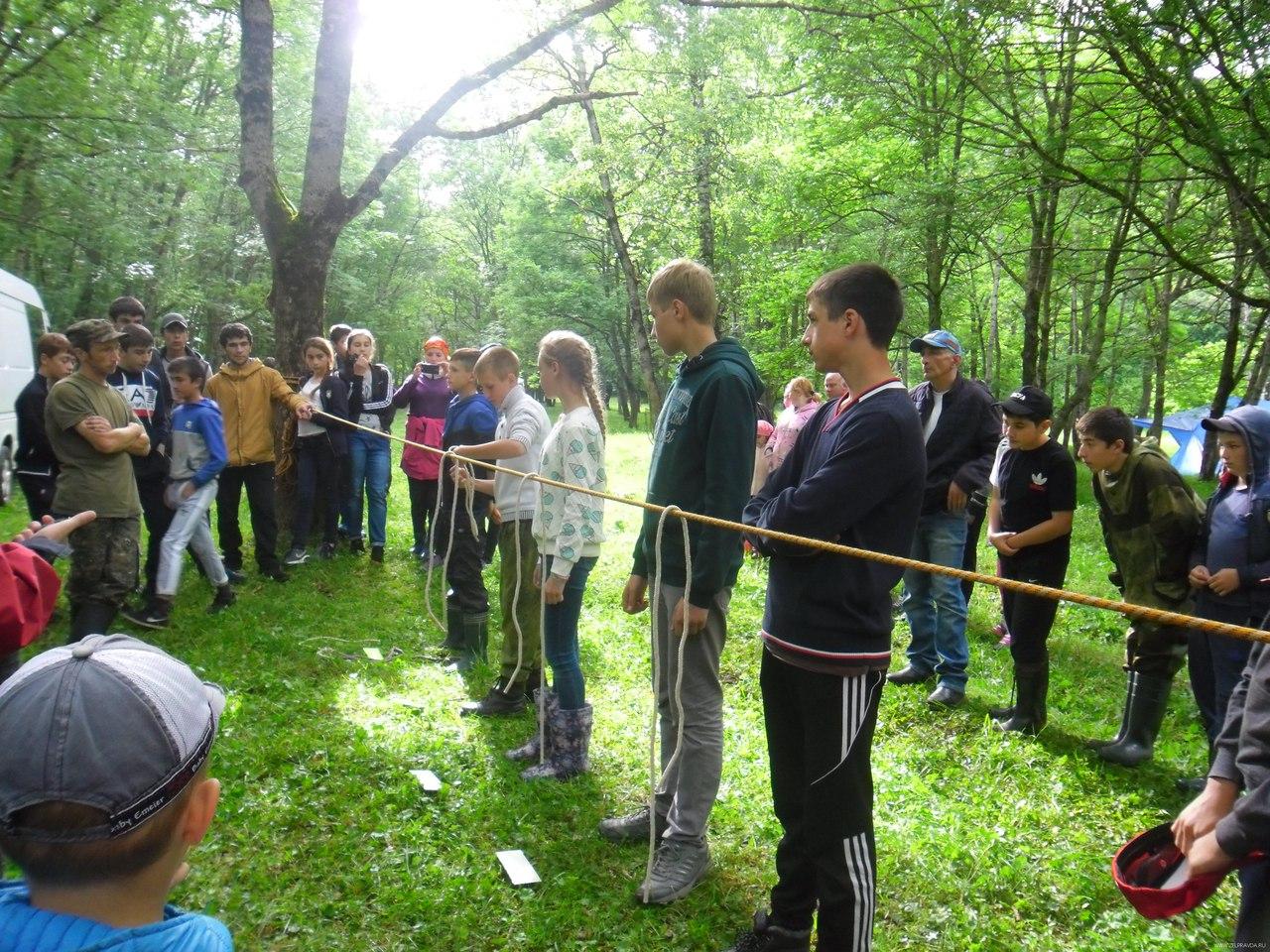Юные туристы из Зеленчукского района призеры республиканских соревнований