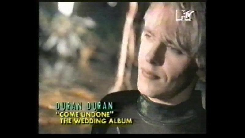 07 Duran Duran Come Undone 1993 MTV