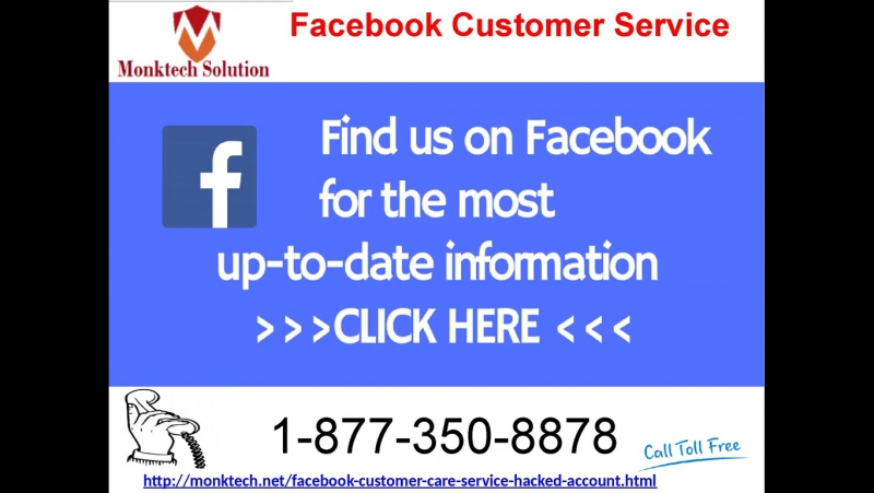 Our 1-877-350-8878 Facebook Customer Service: A Good Samaritan for treating FB issues