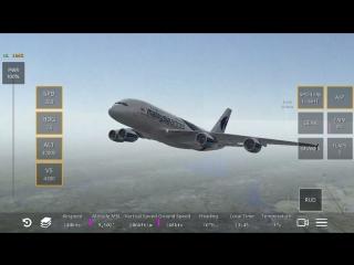 Infinite Flight Airbus A380-800 (1)