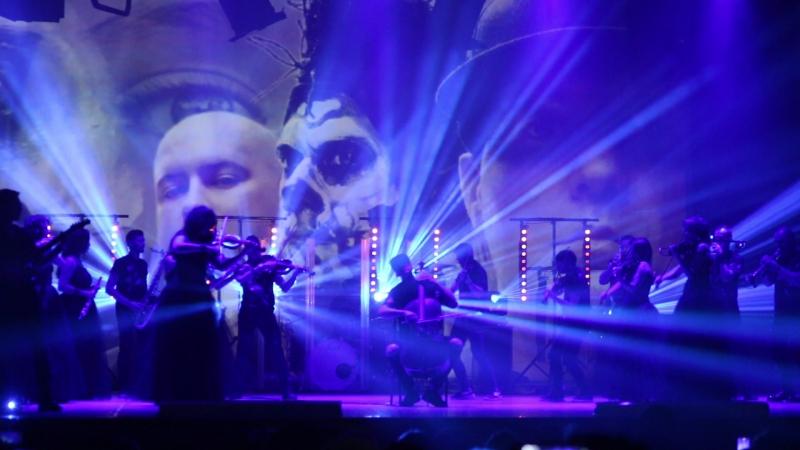 CONCORD ORCHESTRA [live] - Behind blue eyes (cover Limp Bizkit) 1 декабря 2017 Череповец
