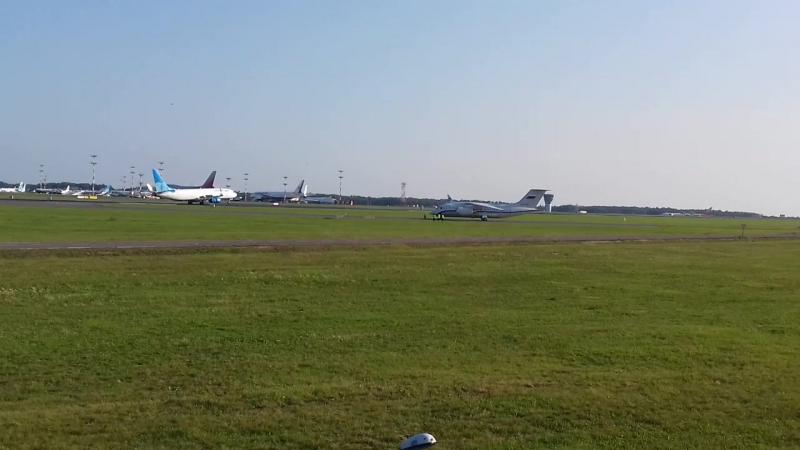VQ-BTD Landing