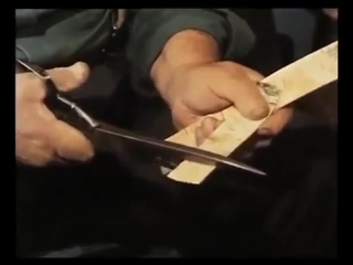 Как сделать настоящий нож финку, показывает старый кузнец из Финляндии