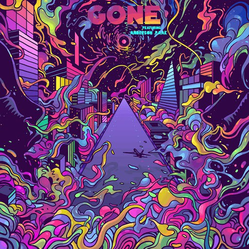Mr. Probz альбом Gone feat. Anderson .Paak