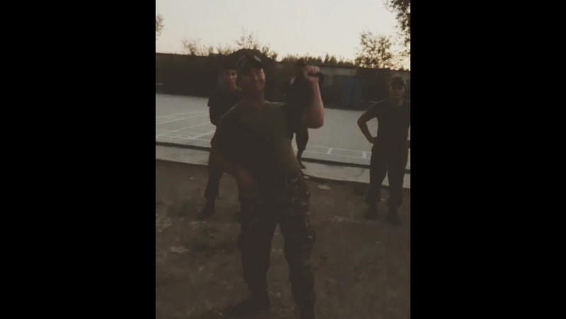 ВТШ Туркестан 32кг. 50раз