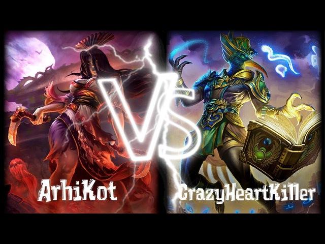 Smite Grandmaster | Ranked Duel 1vs1 | Izanami vs Thoth