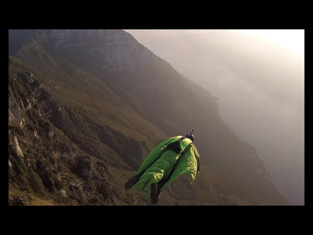 VLOG 25 - Wingsuit Tuning Warmup Jumps