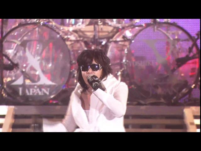 I.V. (HD) - 10/12 2010.08.15 X JAPAN WORLD TOUR Live in YOKOHAMA