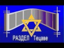 «Храм Моисея и Храм Аарона, раздел» | «Тецавэ» — П. Полонский
