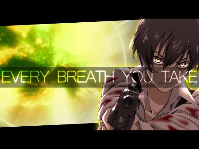 91 Days AMV - Every Breath You Take