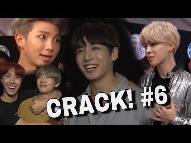 BTS CRACK 6 - American interviews (AMAs)