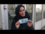 Новые 2000 рублей Катя тратит в магазине!