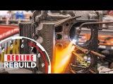Volkswagen Beetle Engine Rebuild Time-Lapse Redline Rebuild - S1E7